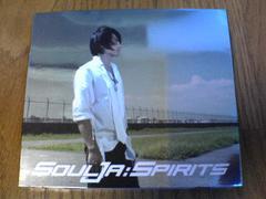 SoulJa(ソルジャ)CD Spirits青山テルマDVD