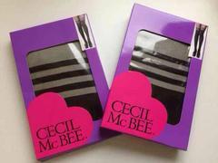 CECIL McBEE stocking set