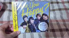 嵐 Are you Happy?  通常盤