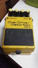BOSS オーバードライブ OS-2 エフェクター 送料無料