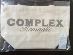 COMPLEX再結成ライブグッズトートバッグ