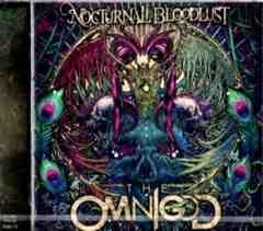 ◆NOCTURNAL BLOODLUST 【THE OMNIGOD】 CD 新品