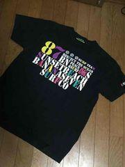 サーフ系 バナナセブン Tシャツ