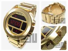 NIXON �r���v �S�[���h THE UNIT SS �E��