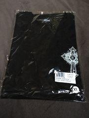 氷室京介 メッセージTシャツ L 黒 BOOWY LAST GIGS