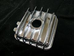 ホークバブ メッキオイルパン CB400TCB250TCB400N