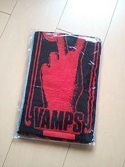 VAMPS LIVE2010BEAST マフラータオル 新品未開封