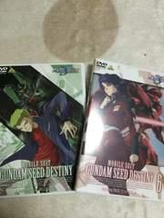600円!�Bと�E機動戦士ガンダムSEED DESTINY 6 DVD