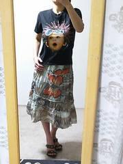 新品☆花柄スカート♪