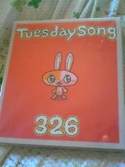 ��������326 Tuesday Song �R���s���[�V����