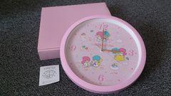 レアモノ!!キキララ壁掛け時計・1998年品◆◆