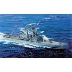 1/700 米国ミサイル巡洋艦 バージニア プラモ