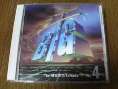 CD BIG The NEW HITS Karaoke Vol.4