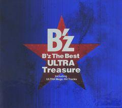 B'z The Best ULTRA Treasure (2CD+1DVD)