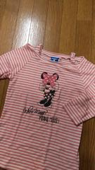 ☆Righton☆ミニーちゃんロンT〜size140