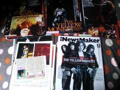 THE YELLOW MONKEY 1997〜2000 切り抜き 60ページ イエモン ポストカード