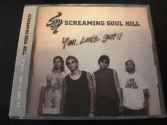 SCREAMING SOUL HILL CD Y'all、Let's get