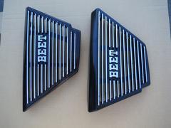Z400FX BEET アルフィンカバー 塗装済 爪付 2