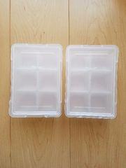 離乳食保存用容器 2個