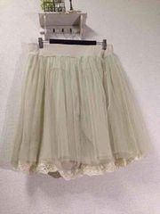 フェリシモ☆チュールスカート大きいサイズ3L