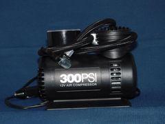 ☆小型 軽量 エアーコンプレッサー 300PSI