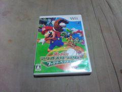 【Wii】スーパーマリオスタジアム ファミリーベースボール