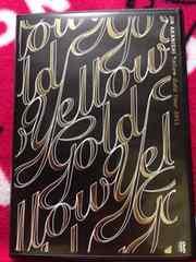 赤西仁 Yellow Gold Tour 3011 2DVD KAT-TUN