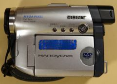 SONY(ソニー)ハンディカム,DCR-DVD201,中古
