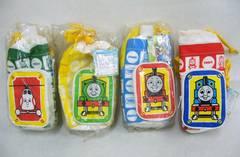 きかんしゃトーマス★ポーチ付ペットボトルホルダー★全4種