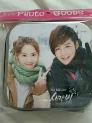 韓国 ラブレイン CD DVD ケース�A  少女時代ユナ チャングンソク