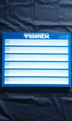 TOMIX 販売店向けディスプレイケース