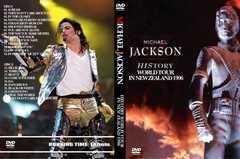 �}�C�P���W���N�\�� HISTORY TOUR NEW ZEALAND 1996