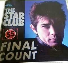 CD THE STAR CLUB FINAL COUNT スタークラブ