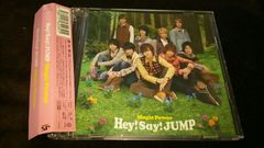 ��Hey!Say!JUMP �ݸ�٢Magic Power����������ŇA��DVD�t