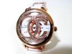 ○シャネル ノベルティ 腕時計 ブレスレット○