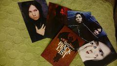 Acid Black Cherry「BLACK LIST」ポストカード/Janne Da Arc