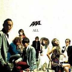 AAA ALL 初回限定盤DVD付(トリプルエー SKY-HI Nissy)