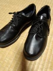 シンプル革靴 US7M