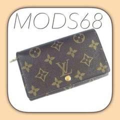 ヴィトン◆USED定番◆モノグラム◆L字ファスナー財布