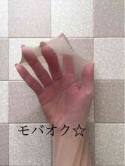 ☆フェチ様★ふわさら薄手ストッキングベージュ★パンスト☆