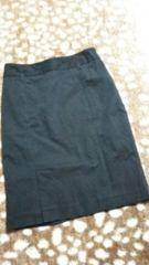 ●美品 Pinky&Dianna の黒色 スカート W58