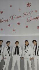 SMAPショップ限定のクリスマスミニカード