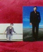 EXILE AKIRAポストカード2枚セット