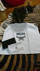 MCM/エムシーエム ミニ空箱&中袋