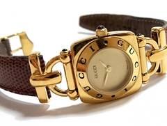 正規★1スタ★グッチ/Gucci 定価8万!!!! 6300L 高級腕時計★
