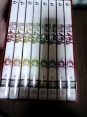荒野の少年イサム全8巻DVD−B0X
