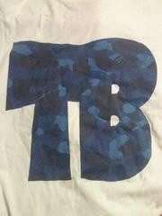 A BATHING APE ア ベイシング エイプ TB デザイン Tシャツ ホワイト Lサイズ