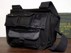ROTHCO社製サバイバルショルダー黒新品/ブラック