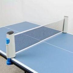 ポータブル卓球ネット ★自宅で職場で楽しくピンポン