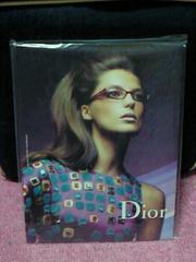Dior素敵なパネル 未使用品 レア物
